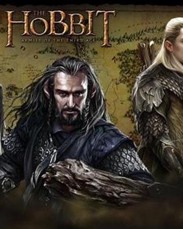 魔戒前传:霍比特人